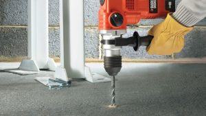 Gaurirea betonului